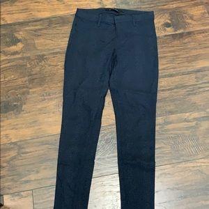 Calvin Klein Navy blue stretch skinny jeans